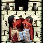 O CASTELO ASSOMBRADO - Marionetas da Feira
